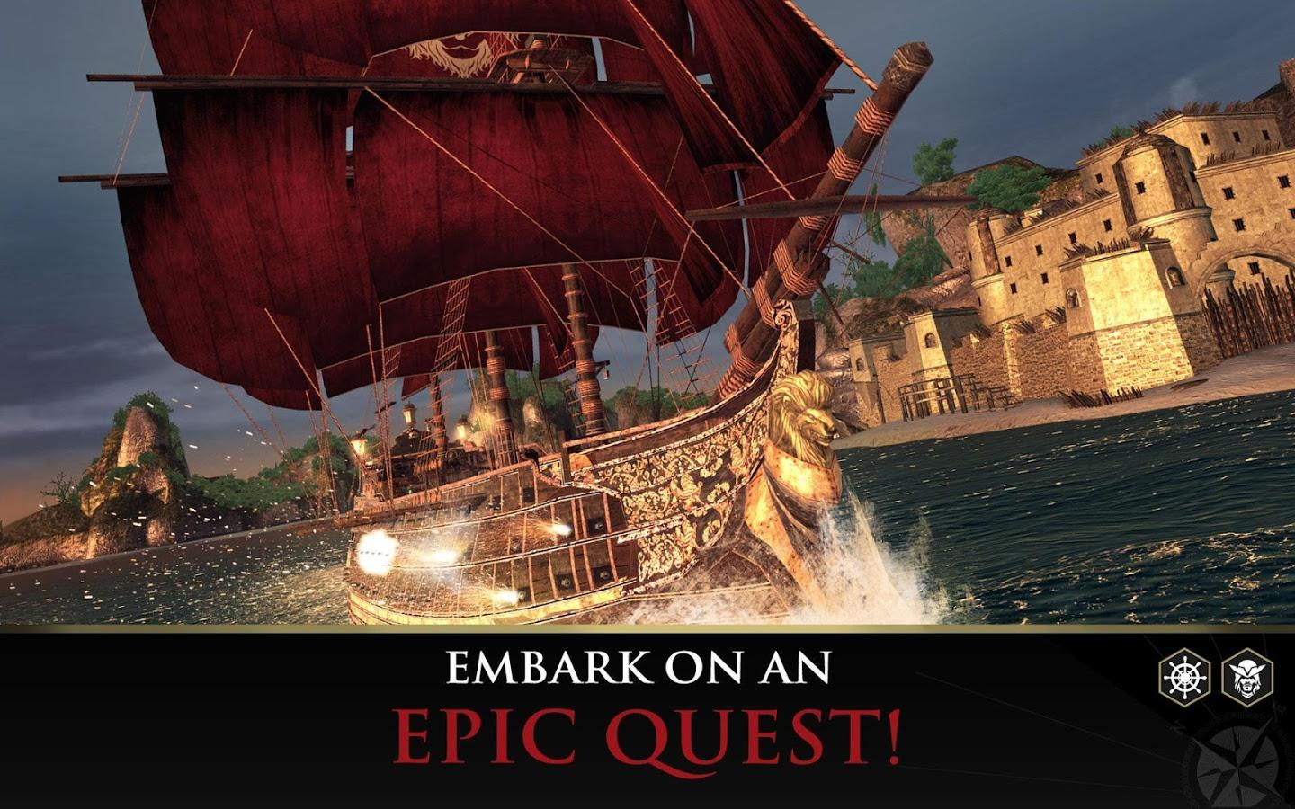 Assassin's Creed Pirates (MOD APK, Unlimited Money) v2.9.1 2