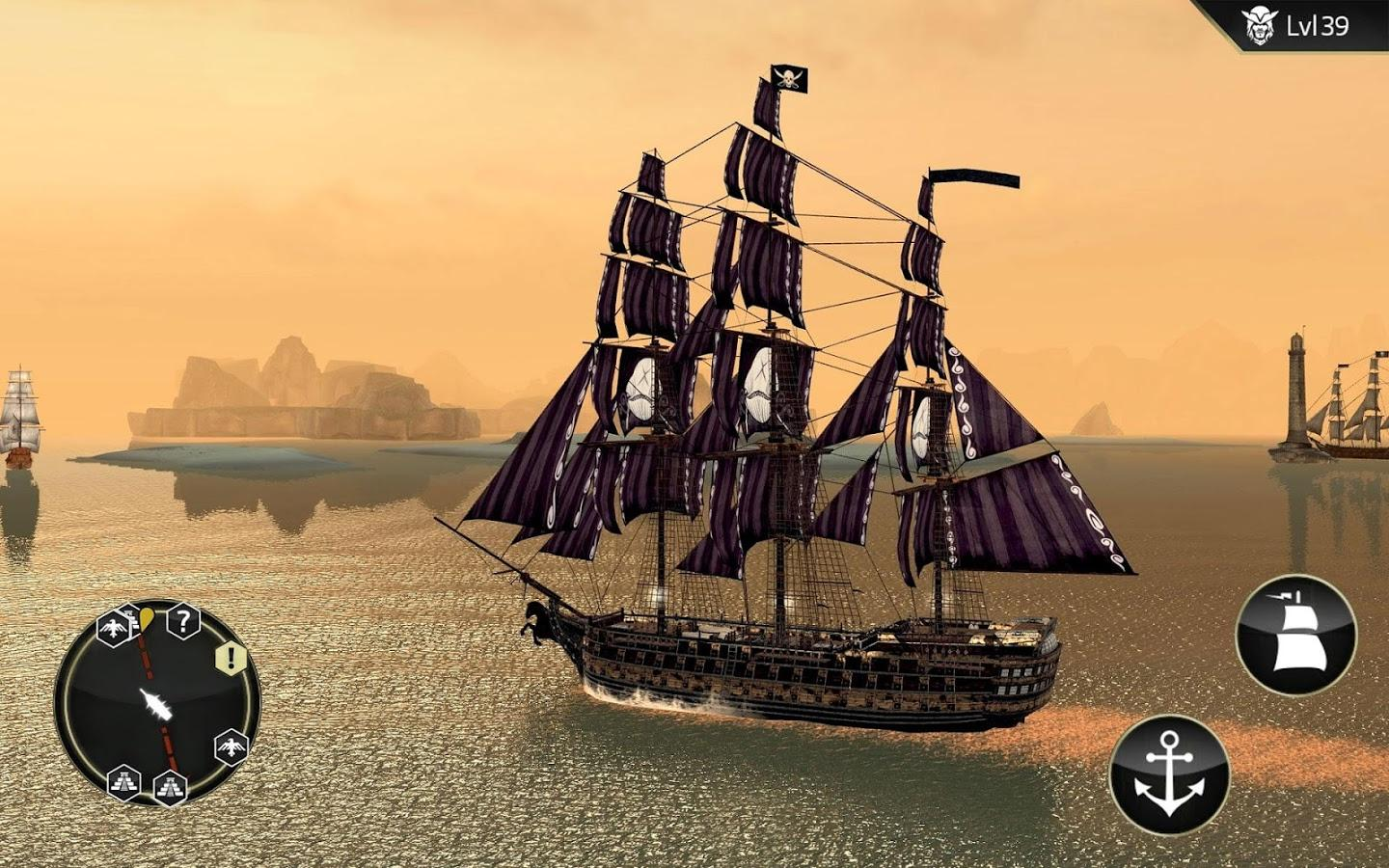 Assassin's Creed Pirates (MOD APK, Unlimited Money) v2.9.1 7