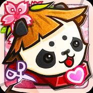 Paper Paladin - Panda Legend
