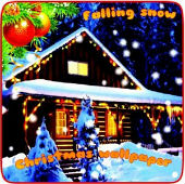Falling Snow-Christmas LWP
