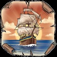 Pirate Dawn