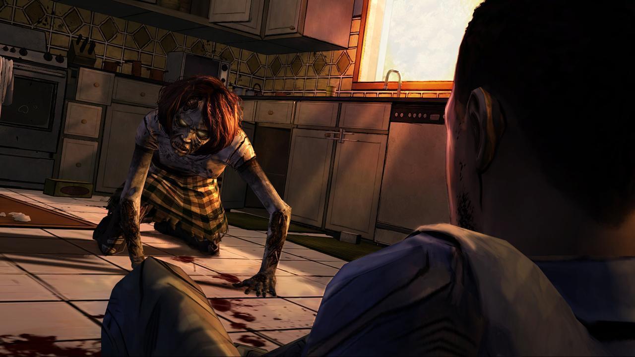 Скачать игру The Walking Dead на Андроид с Русской Озвучкой