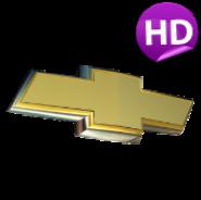3D CHEVROLET Logo HD LWP