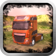 Highland Truck Driver Car Sim
