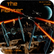 The Fighter - Small Rebel