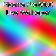 Plasma 5000 Live Wallpaper