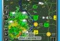 Анимированная карта погоды