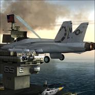 F18 Pilot Flight Simulator