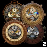 Steampunk Watch Wallpaper 2