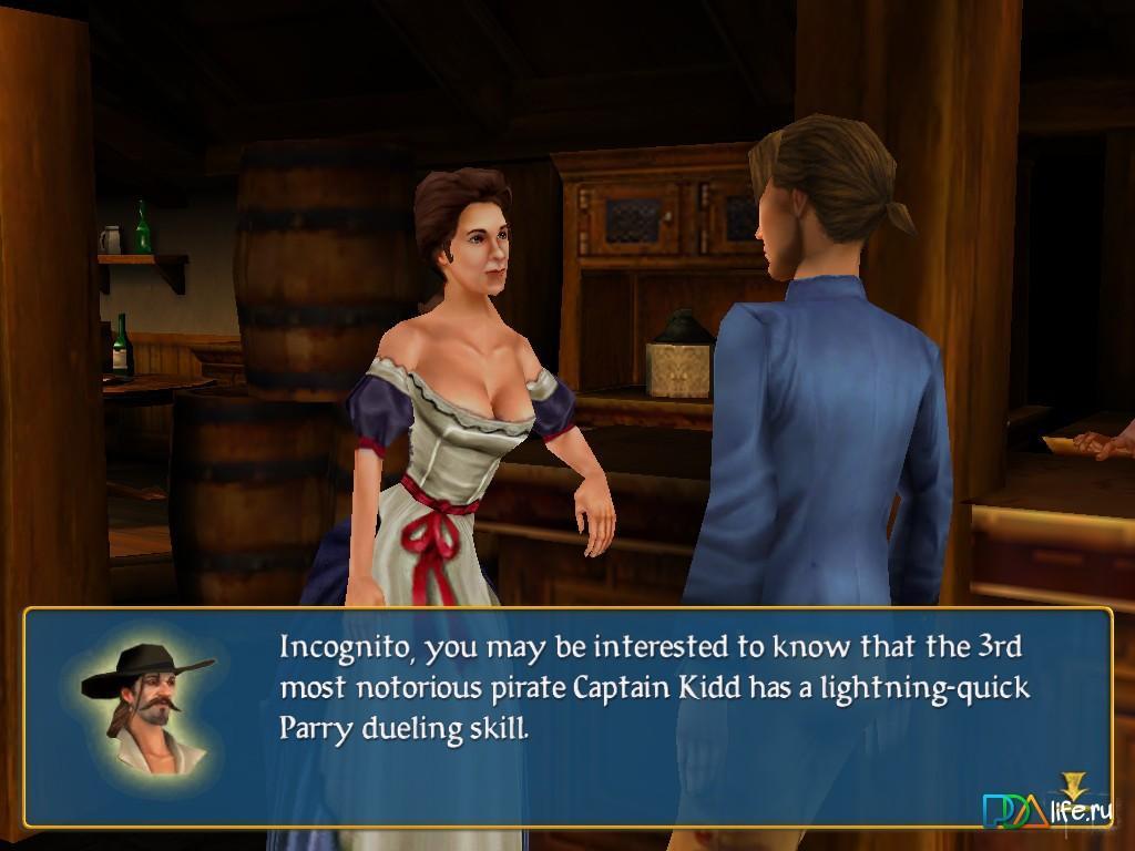 Sid Meier's Pirates скачать 1.0 на PSP
