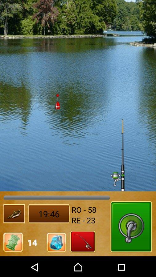 рыбалка игры на телефон