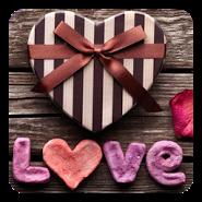 Любовь сердца Живые Обои
