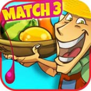 Match-3 - Mr. Fruit