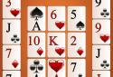 Карточная игра Пасьянс Султан