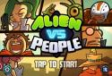 Alien Vs People