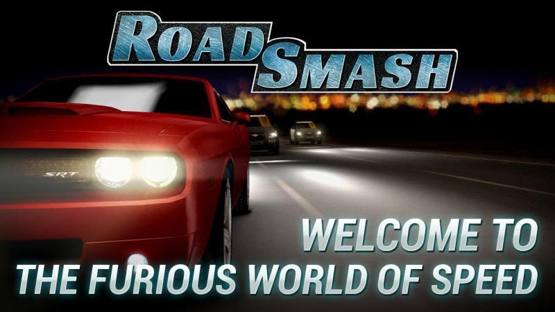 скачать игры road smash много денег