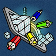 Papercube