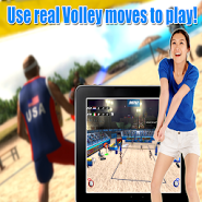 Volleyball EE Motion Sensing