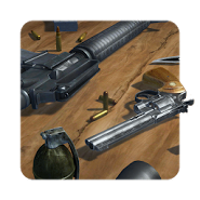 3D Guns Live Wallpaper / Живые обои Оружие 3D