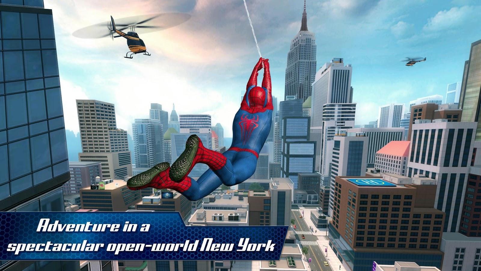 Новый человек-паук скачать через торрент игра.