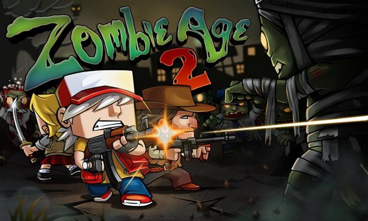 скачать игры на андроид zombie age 2 много денег