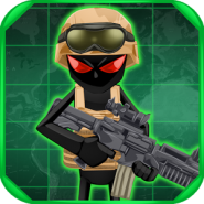 Stickman Commando Assassin 2