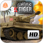 BATTLE KILLER TIGER HD 3D