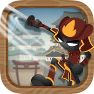 Stickman Samurai Warrior Game
