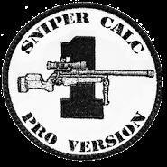 Sniper Calculator