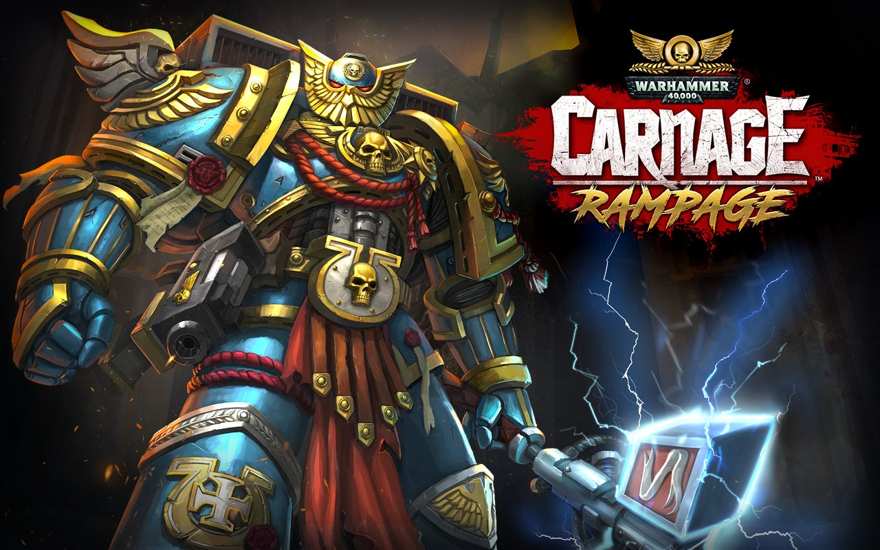 Скачать Warhammer Quest (MOD ... - android-1.com