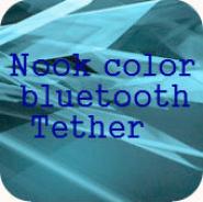 Nook color bluetooth Tether