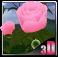 Розы 3D Живые Обои