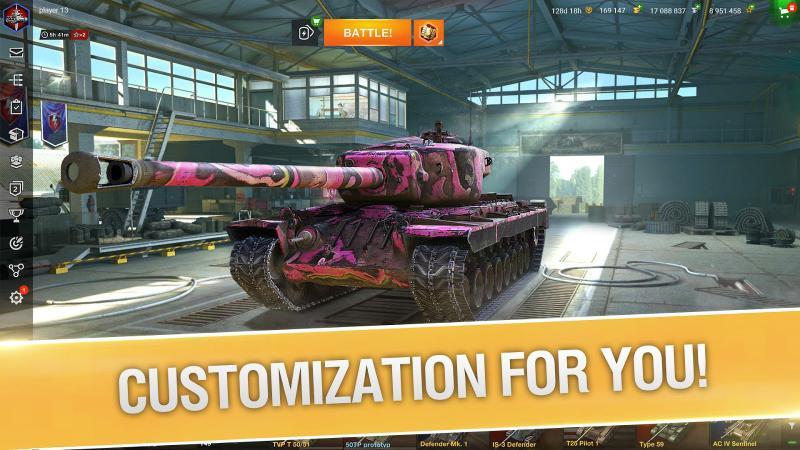скачать деньги в игре для world of tanks blitz