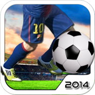 Play Real Football 2014 Brazil