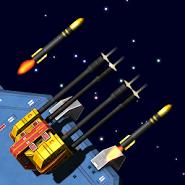 Космос 3D: атака пиратов