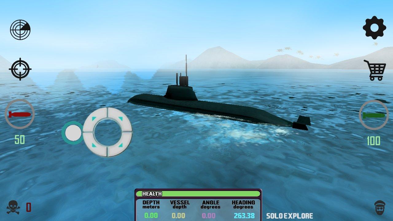 Скачать игры на андроид симуляторы подводных лодок