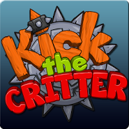 Kick the Critter - Smash Him!