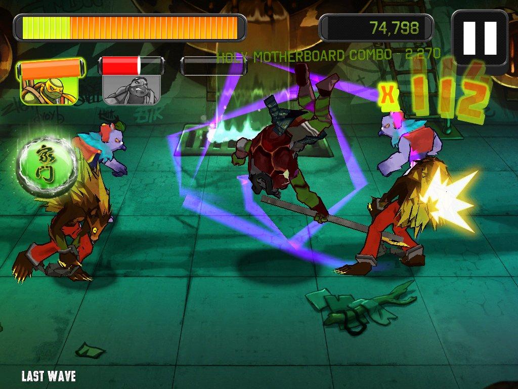 Черепашки ниндзя (Teenage Mutant Ninja Turtles: …