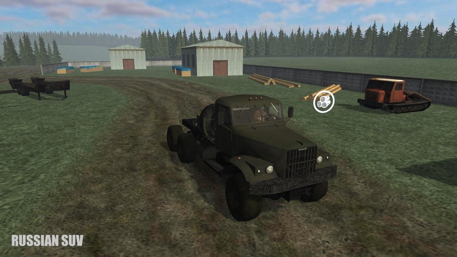 Russian SUV - androidlomka.com