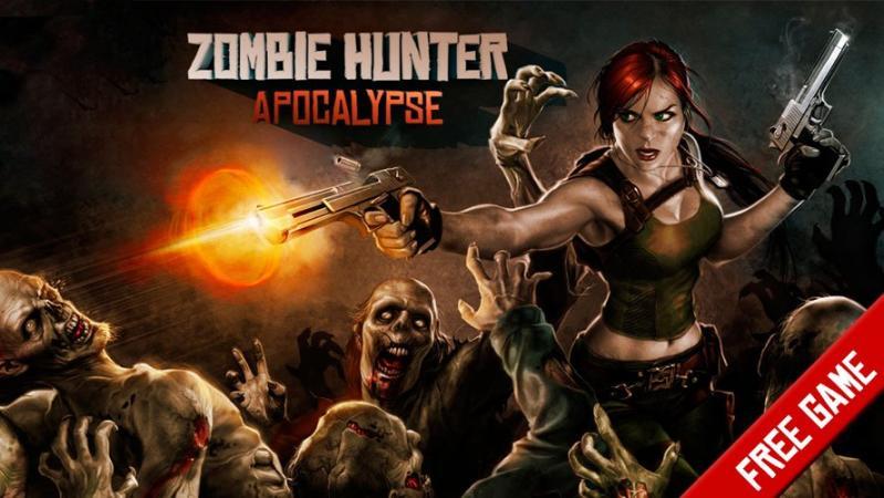 скачать игру на андроид охотник на зомби мод много денег
