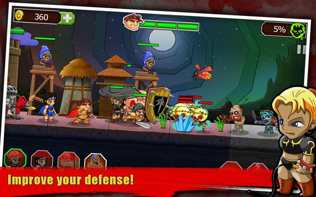 Скачать игру legend vs zombies на компьютер