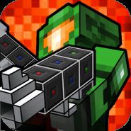 Arms Craft:Pixel SpaceGun FPS