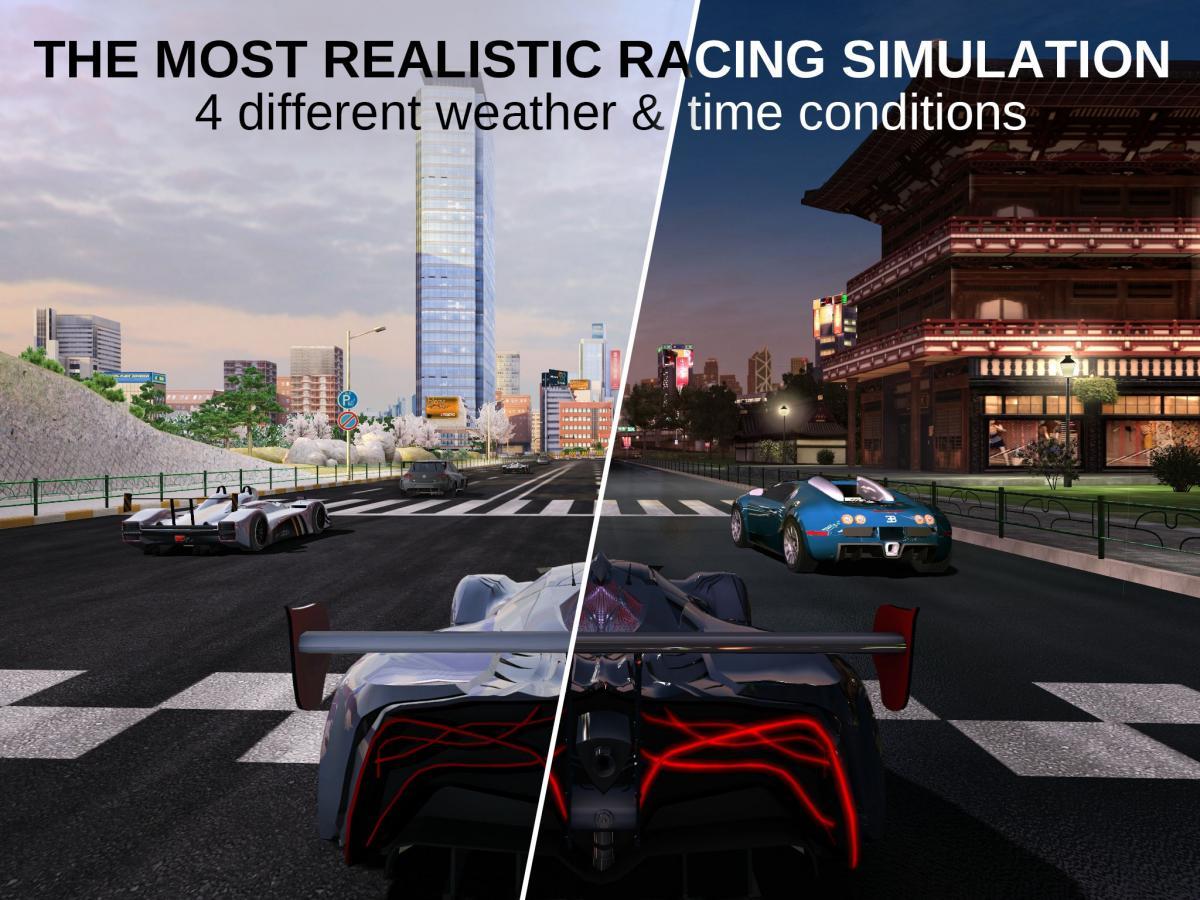 Основное преимущество GT Racing 2: The Real Car Exp перед остальными гоночными симуляторами на Андроид - реалистичность процесса. Уже с первых секунд игры становится понятным...