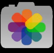 iPhotos - iOS 7 Style