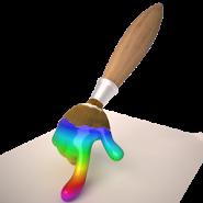 Paint me - coloring book / книжка раскраска