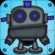 BoxelBot Platformer Game