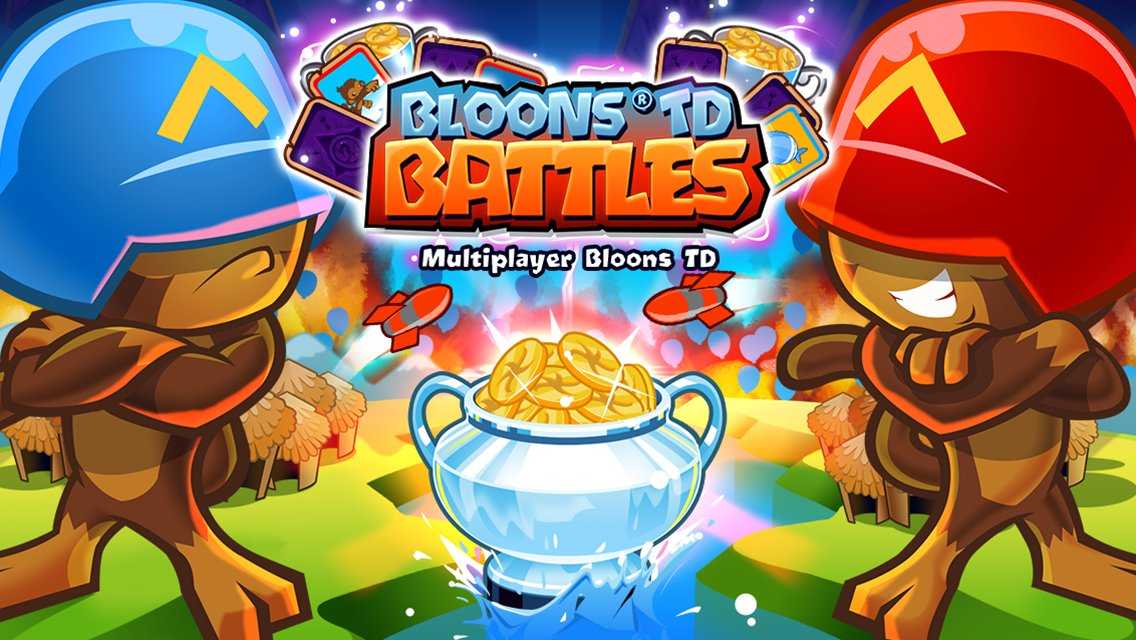 Image currently unavailable. Go to www.generator.bulkhack.com and choose Bloons TD Battles image, you will be redirect to Bloons TD Battles Generator site.