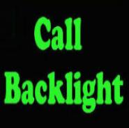 Call Backlight