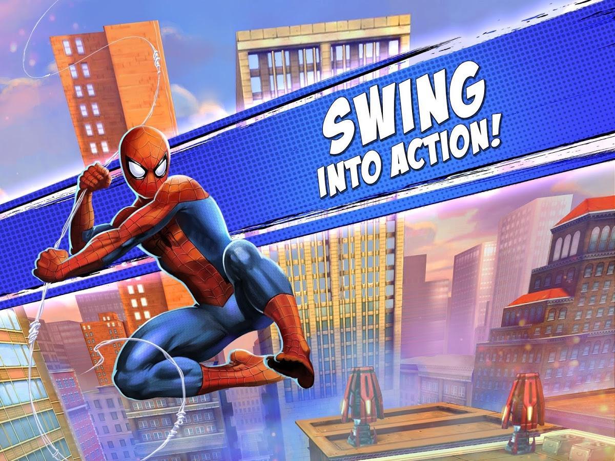 Скачать игру человек паук без программ