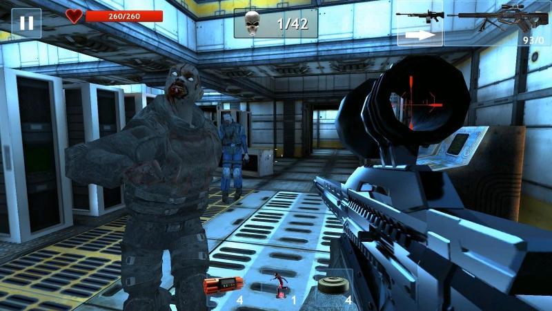 скачать игру zombie objective на андроид мод много денег